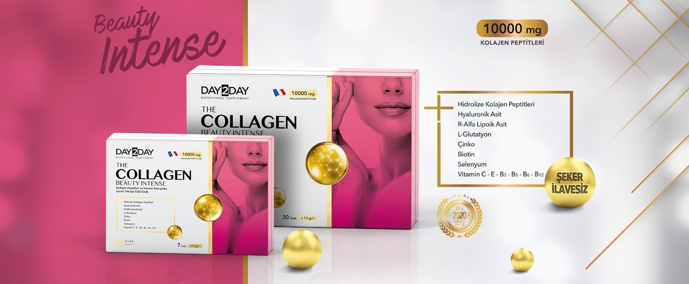Day2day The Collagen Beauty Intense