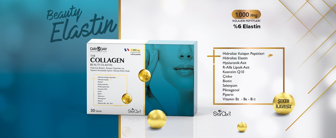 Day2day The Collagen Beauty Elastin