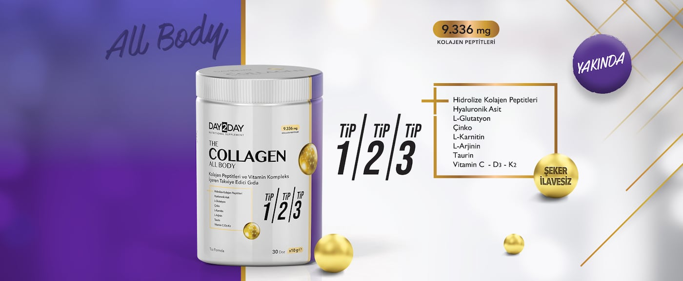 Day2day The Collagen All Body