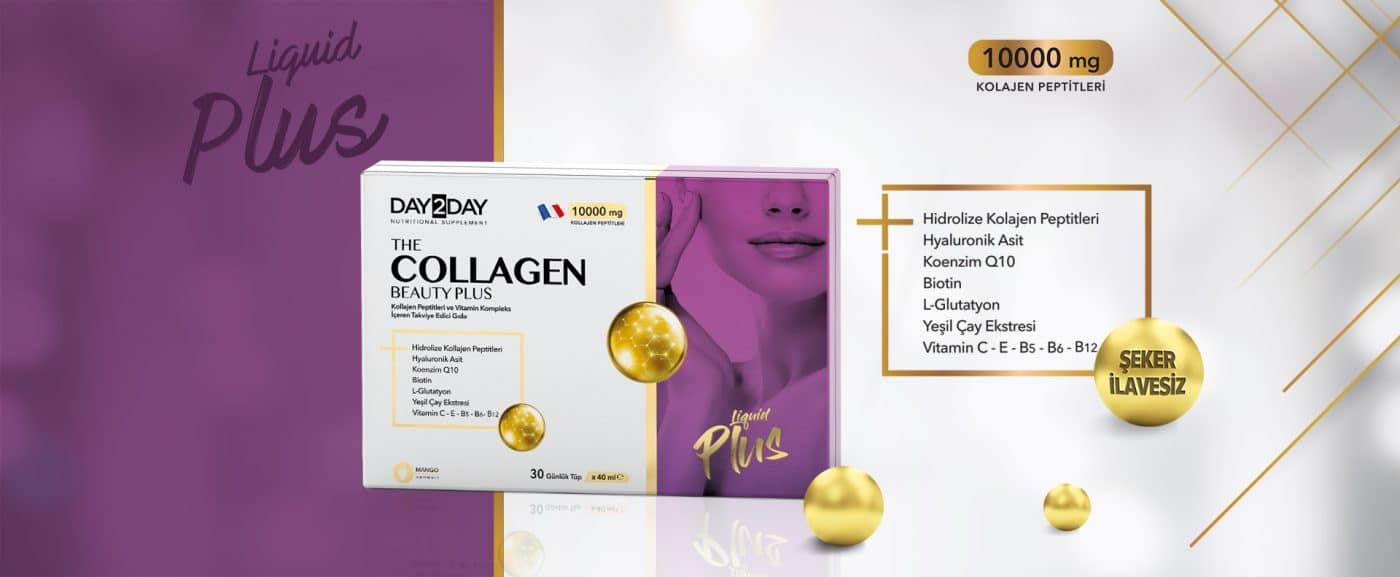 Day2day The Collagen Beauty Plus